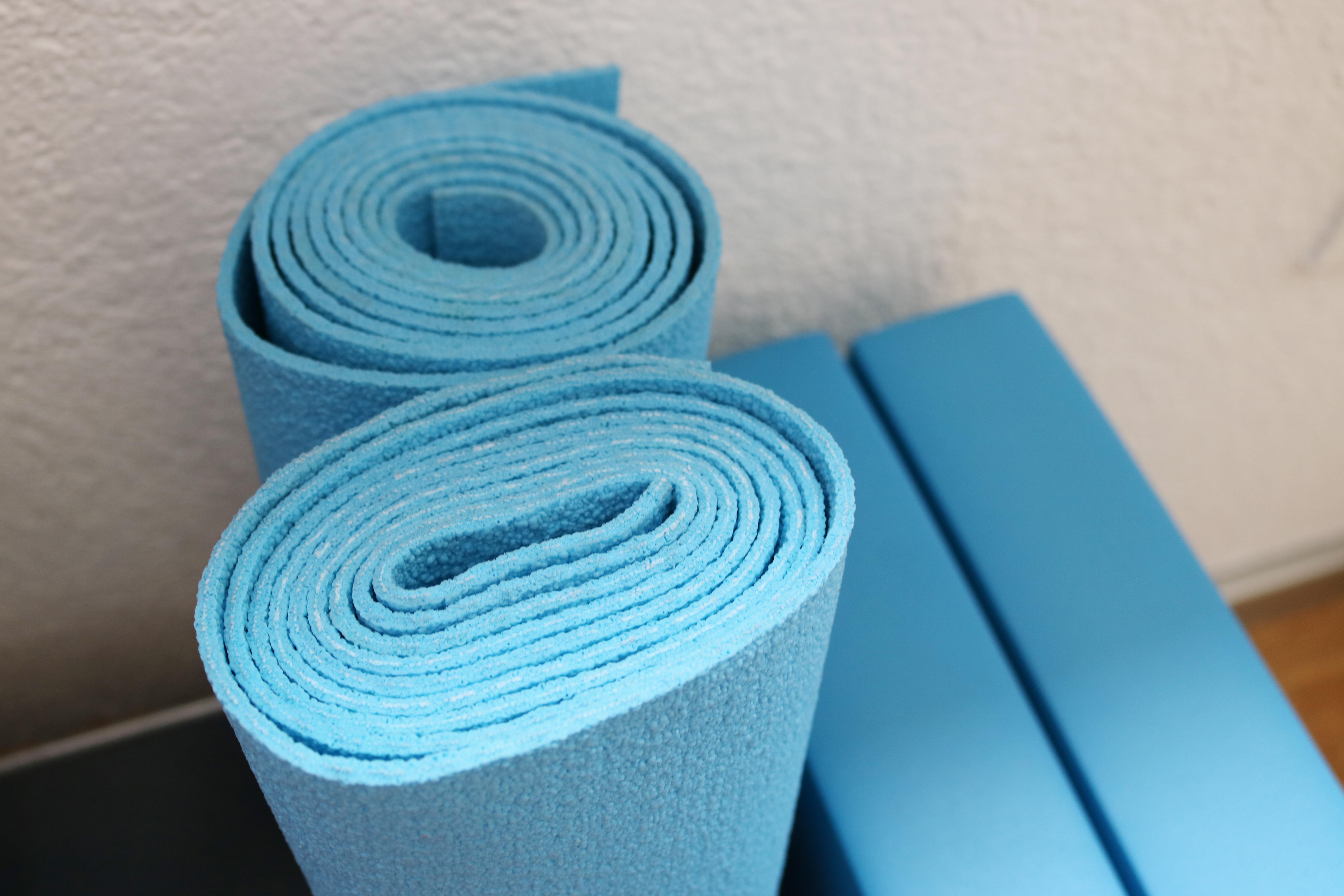 Yoga Matten, Airex-Pad