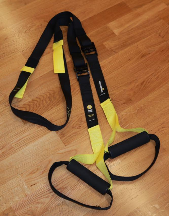 TRX, TRX-Training, functionelles Training, Training mit eigenem Körpergewicht