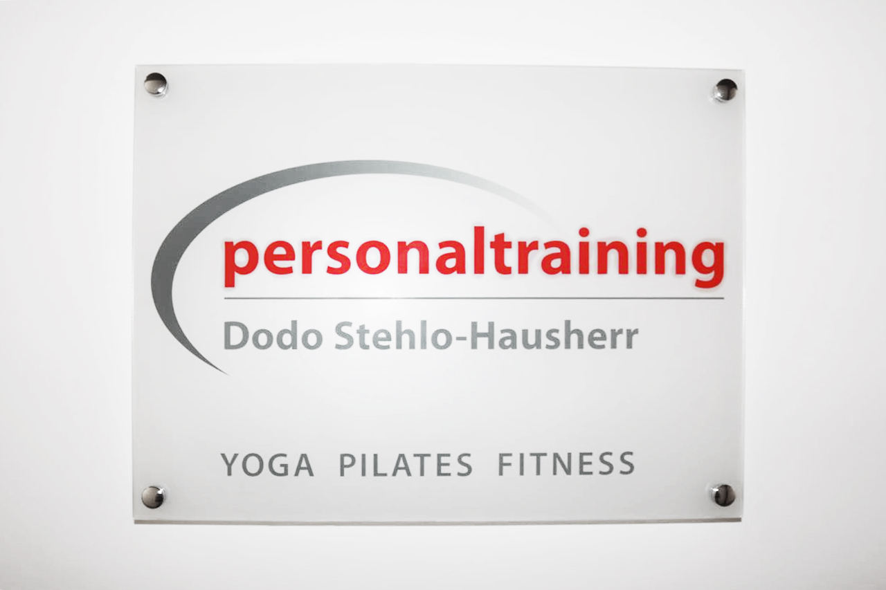 Foto Eingang Personaltraining Dodo Stehlo