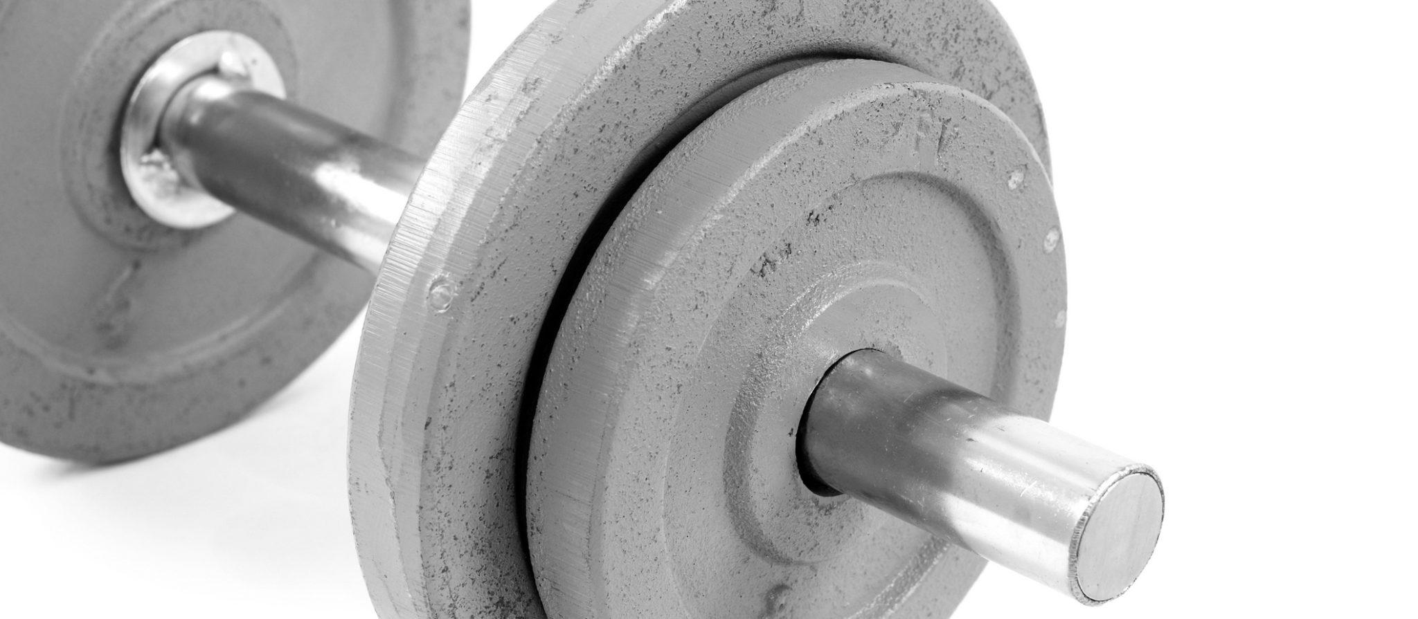 Fitness, Fitness-Angebot, Hantel