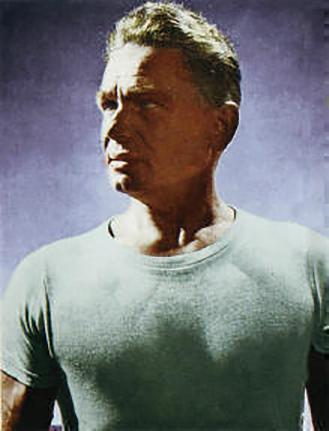 Foto Joseph Pilates als er Jung war