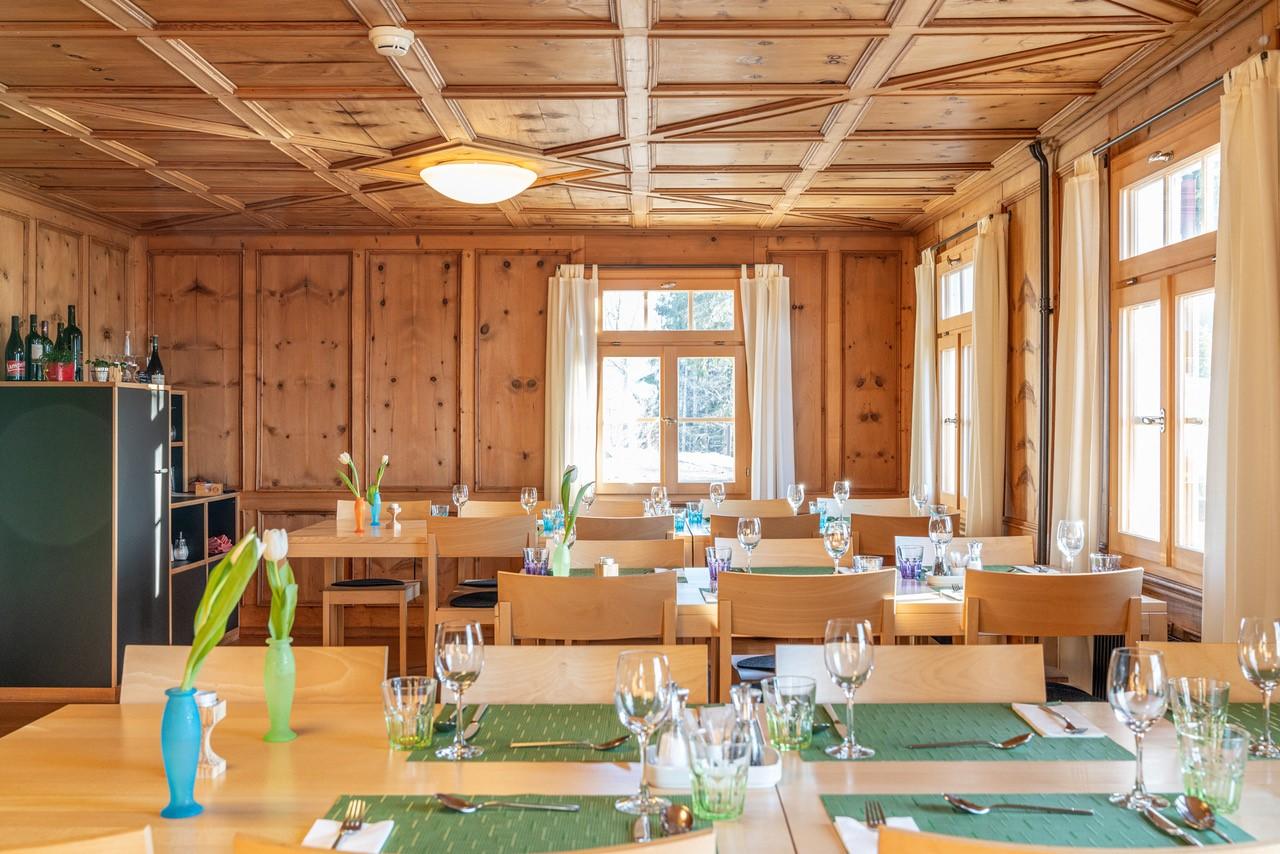 Essen im Stelserhof