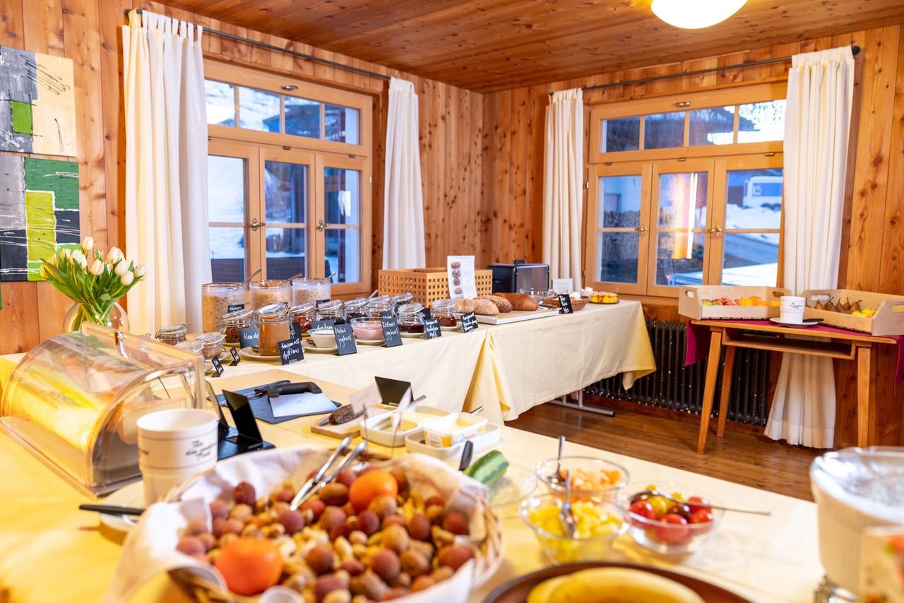 Frühstücks Brunch im Stelserhof