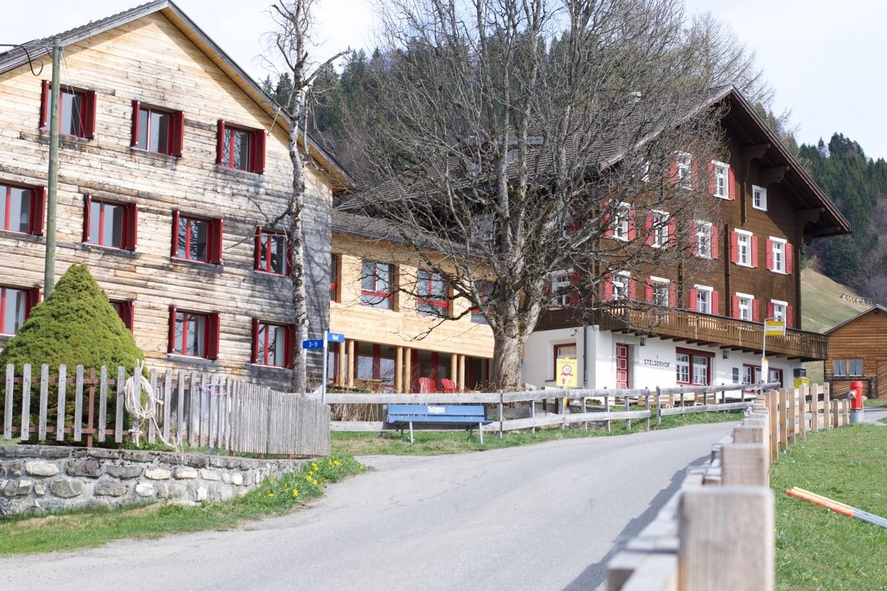 Stelserhof im Prättigau